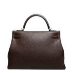 Hermes Kelly 35 togo leather brown retourne 7 Kopie
