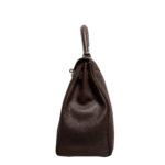 Hermes Kelly 35 togo leather brown retourne 9 Kopie