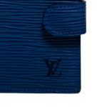 Louis Vuitton Agenda mini Epi leather blue black_11 Kopie
