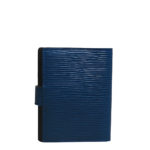 Louis Vuitton Agenda mini Epi leather blue black_9 Kopie
