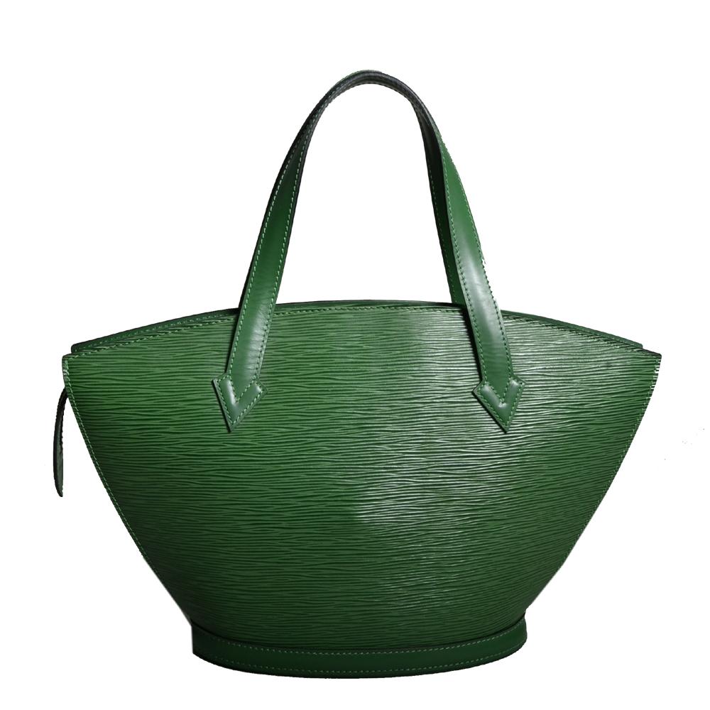 Louis Vuitton Saint-Jacques epi green8 Kopie
