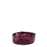 Louis Vuitton Schultergurt rosa, schwarz, schlangenoptik 3 Kopie