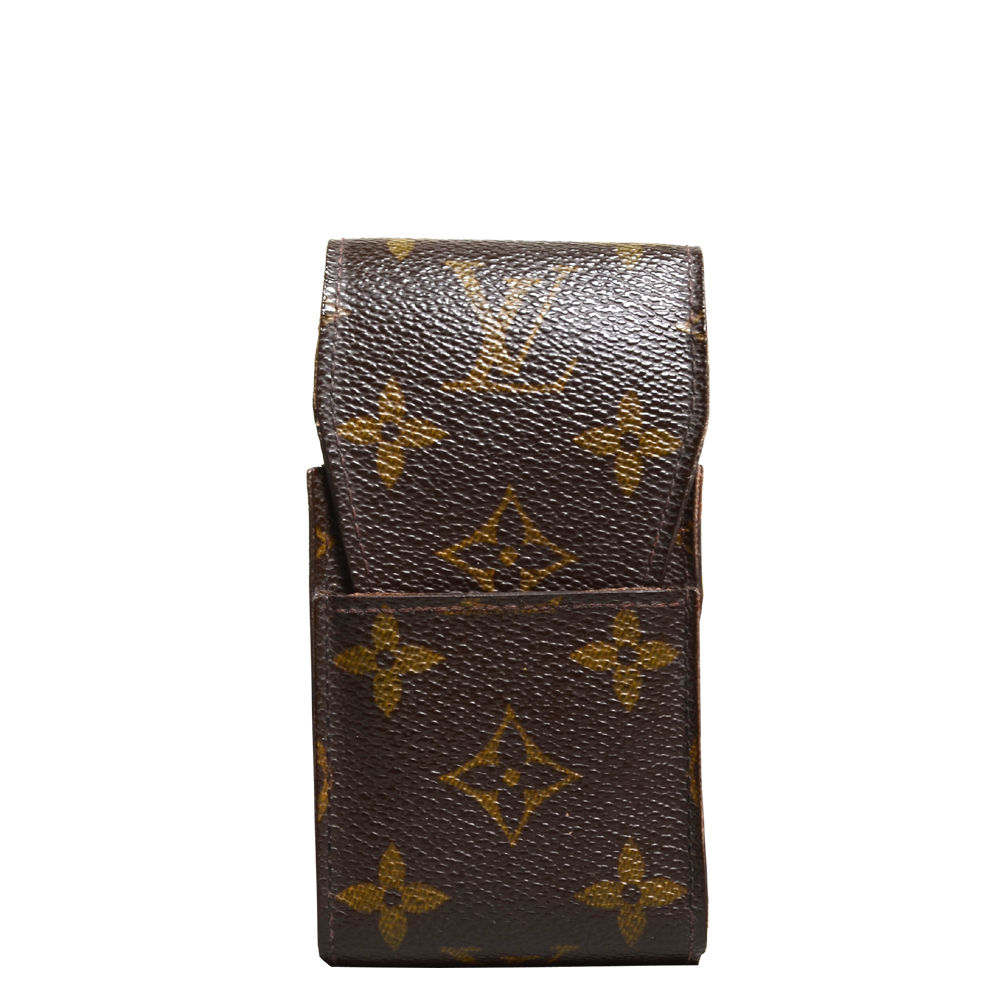 Louis Vuitton Zigarettes Case LV Monogram_14 Kopie