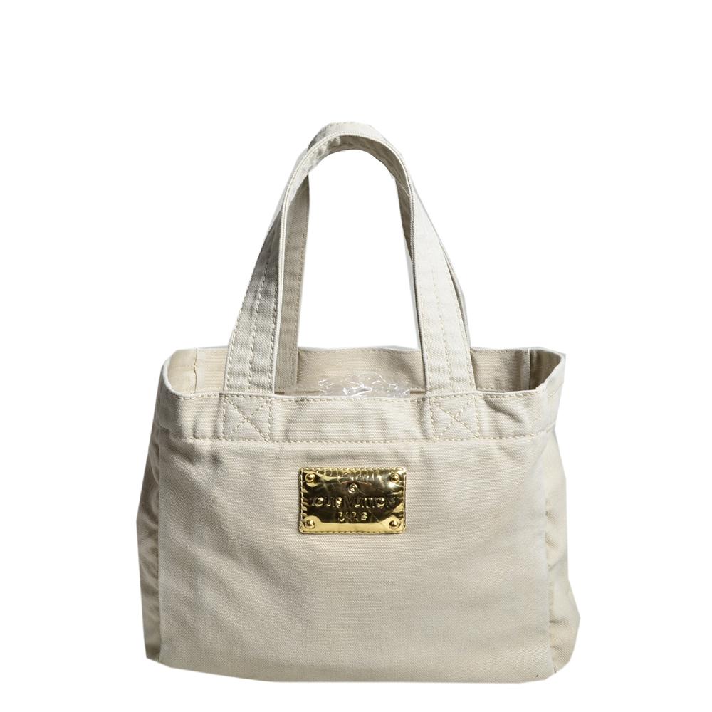 5a50a8bed5a1 Louis Vuitton tote bag PM That´s Love Limited Edition canvas beige Kopie