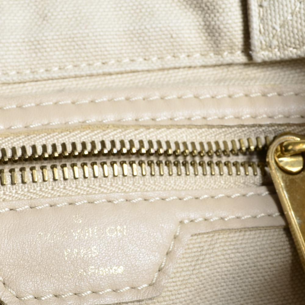 e5cb98355d43 Louis Vuitton tote bag PM That´s Love Limited Edition canvas beige4 Kopie