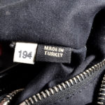 Miu Miu shoulderbag black silver leather_8 Kopie
