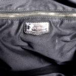 Miu Miu shoulderbag black silver leather_9 Kopie