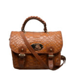 Mulberry bag cossover cognac leather 1 Kopie