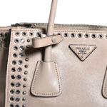 Prada Galliera beige rose rivet leather_7 Kopie
