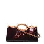 Louis Vuitton Roxbury Drive bordeauxrot vernis leather 1 Kopie