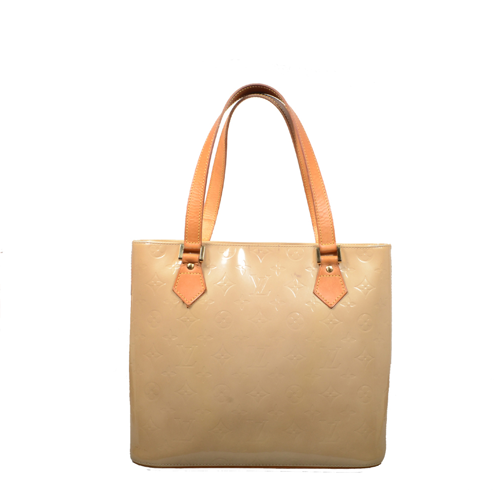 Louis Vuitton Tasche Houston gelb,beige 4 Kopie