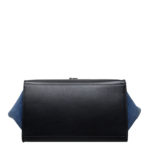 CelineTrapez Bag black blue beige 5 Kopie