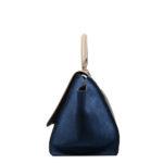 CelineTrapez Bag black blue beige 6 Kopie