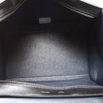 CelineTrapez Bag black blue beige 9 Kopie