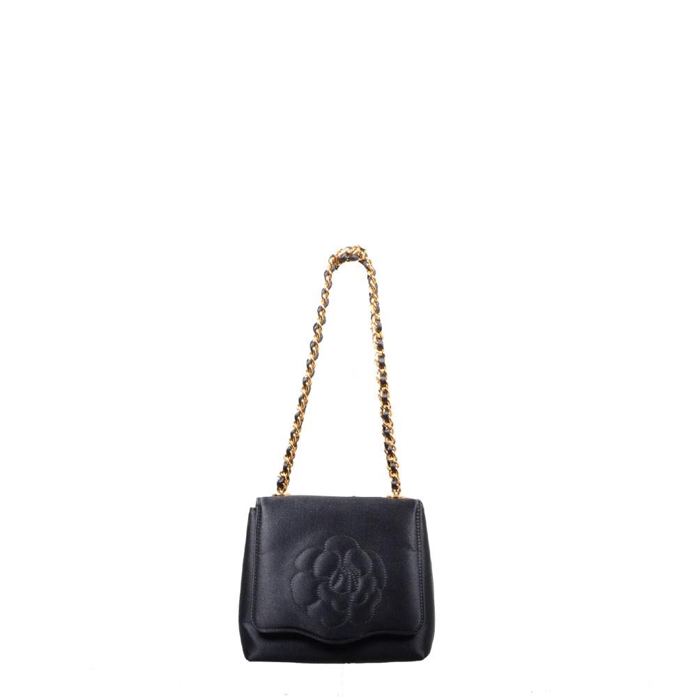 Chanel Mini Tasche, schwarz Kopie 1