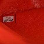 Chanel Tasche Canvas red white-5 Kopie