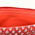 Chanel Tasche Canvas red white-6 Kopie