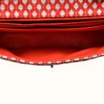 Chanel Tasche Canvas red white-8 Kopie