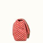 Chanel Tasche Canvas red white-9 Kopie