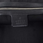 Gucci Indie bag black silver leather_9 Kopie