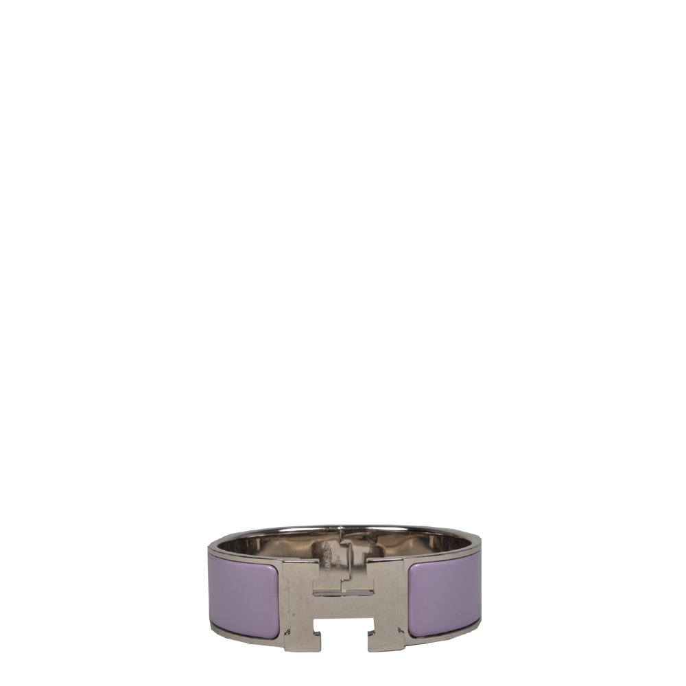 Hermes Bracelets purple blue palladium 5 Kopie