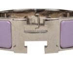 Hermes Bracelets purple blue palladium 8 Kopie
