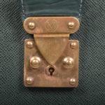 Louis Vuitton Briefcase green taiga leather gold_4 Kopie