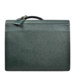 Louis Vuitton Briefcase green taiga leather gold_6 Kopie