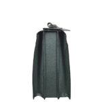 Louis Vuitton Briefcase green taiga leather gold_7 Kopie