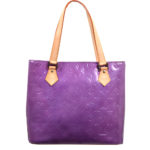 Louis Vuitton Houston purple vernis leather_5 Kopie