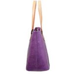 Louis Vuitton Houston purple vernis leather_6 Kopie