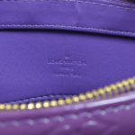 Louis Vuitton Houston purple vernis leather_9 Kopie