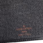 Louis Vuitton wallet epi leather black 2 Kopie