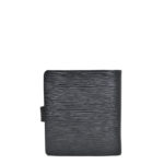Louis Vuitton wallet epi leather black 5 Kopie