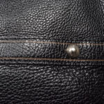 Louis vuitton Luggage leather black silver 1 Kopie