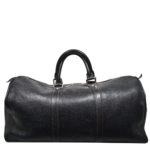 Louis vuitton Luggage leather black silver 11 Kopie