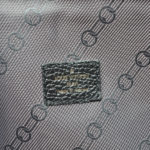 Louis vuitton Luggage leather black silver 5