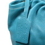 Prada bag blue gold smoked leather_10 Kopie