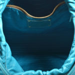 Prada bag blue gold smoked leather_13 Kopie
