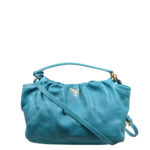 Prada bag blue gold smoked leather_2 Kopie