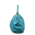 Prada bag blue gold smoked leather_5 Kopie