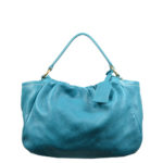 Prada bag blue gold smoked leather_6 Kopie
