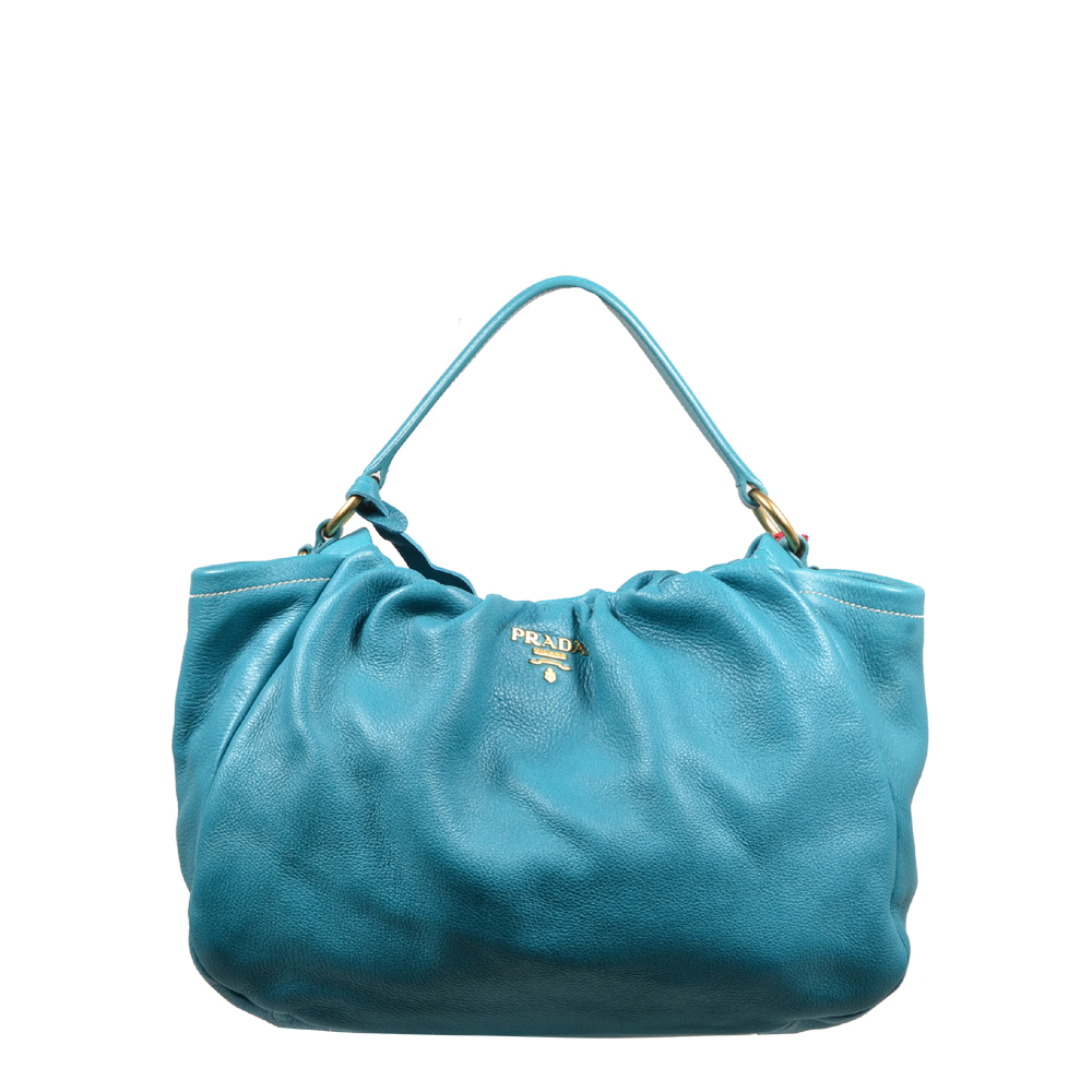 Prada bag blue gold smoked leather_8 Kopie
