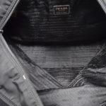 Prada shoulder bag schopper neilon black 2 Kopie – Kopie