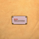 Valentino Red shopper beig leather with bow_10 Kopie