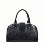 louis vuitton bag Bowling-Montaigne-GM epi leather black 2 Kopie