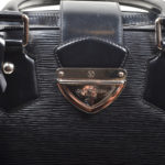 louis vuitton bag Bowling-Montaigne-GM epi leather black 4 Kopie