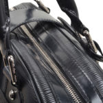 louis vuitton bag Bowling-Montaigne-GM epi leather black 6 Kopie