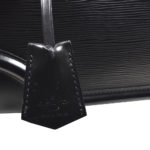 louis vuitton bag Bowling-Montaigne-GM epi leather black 8 Kopie