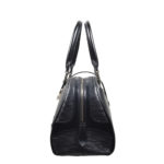louis vuitton bag Bowling-Montaigne-GM epi leather black 9 Kopie